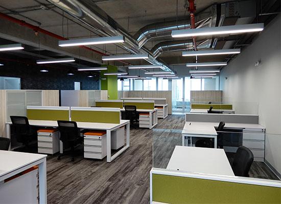 Oficinas categor as proyectos vartel constructora for Proyecto oficina